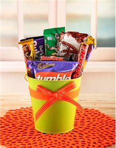 gifts: Sweet Treat Pail!