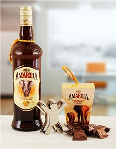 gifts: Amarula and Men @ Work Gift!