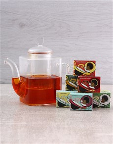 gifts: Tea Hamper!
