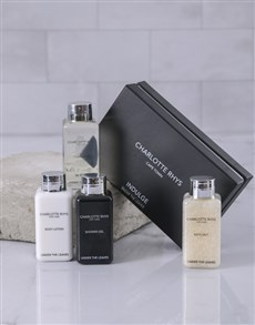 gifts: Charlotte Rhys Mini Hamper!