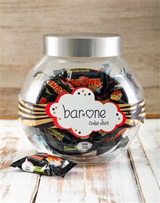Bar-One Candy Jar