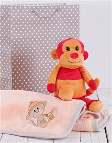 gifts: Monkey ing Around Gift Set!