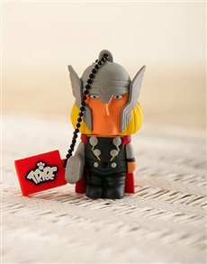 gifts: Thor USB Flash Drive!