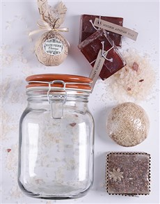 gifts: Organic Bath Time Gift!