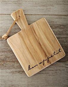 gifts: Laid back Weathered Oak Mini Paddle Board!