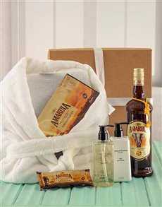 gifts: African Amarula Spa Surprise !