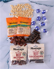 gifts: Hamper of Sweet and Salty Snacks!