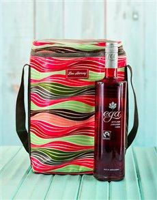 gifts: Lou Harvey Wilson Stripe Wine Cooler!