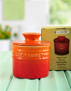 gifts: Le Creuset Soft as Butter Gift!
