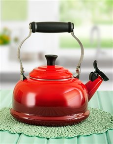 gifts: Le Creuset Tea Kettle Gift!