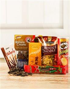 gifts: Caramel Crunch Hamper!