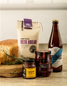 gifts: Rosemary and Olive Craft Beer Bread Kit!