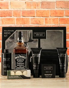 gifts: The Gentlemans Bath And Body Hamper!