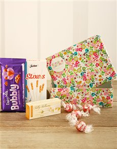 gifts: Caroline Gardner Treat Tin!