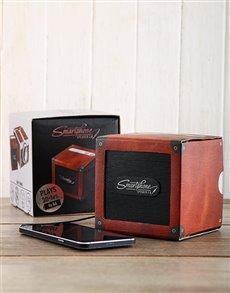 gifts: Retro Smart Speaker!