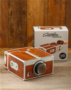 gifts: Retro Smart Projector!