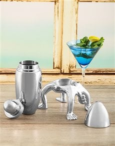 gifts: Carrol Boyes Cocktail Shaker!