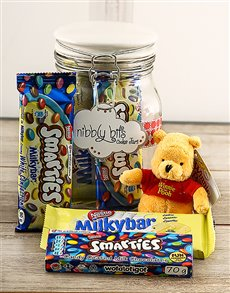 gifts: Wot A Lot You Got Candy Jar!