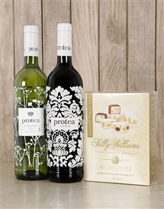 Picture of Perfect Protea and Sally Williams Gift Box!