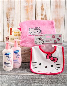 for Baby - Hampers and Gifts: Hello Kitty Baby Hamper !