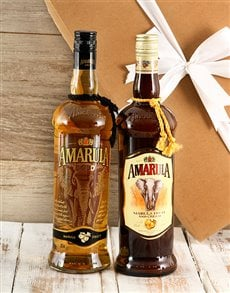 gifts:  Amarula Gold Duo!