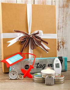 gifts: Business Traveller Gift Set!