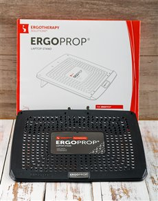 gifts: Ergo Prop Laptop Stand!