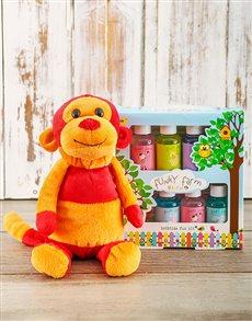 gifts: Splish Splash Monkey Bath Gift!