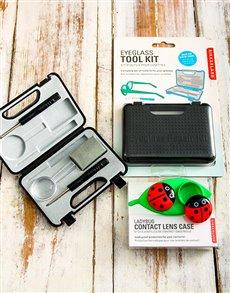 gifts: Eye Glasses Kit!