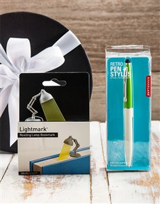 gifts: Stylus Pen & Mini Light!