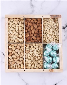 gifts: Coco Nuts Snack Crate!