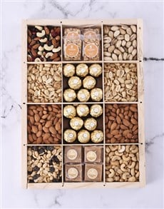 essentials: Nuts About Nuts Crate!