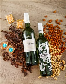 gifts: Sauvignon Blanc Duo Snack Pairing!