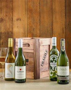 gifts: Sauvignon Blanc Wine Crate!