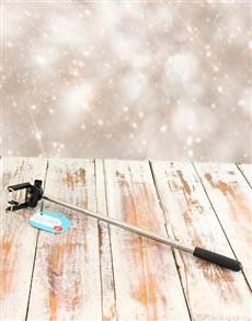gifts: Extendable Monopod Selfie Stick!