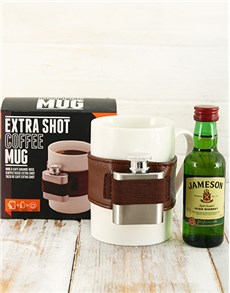 gifts: Extra Shot Coffee Mug!