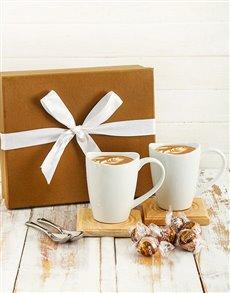 gifts: Mug and Coaster Set!
