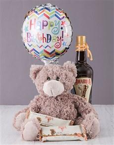 gifts: Happy Birthday Bear GIft!