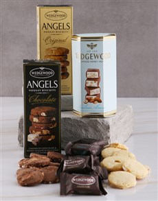 gifts: Wedgewood Share Pack!