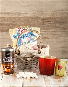 gifts: Warm and Fuzzy Hot Chocolate Hamper!