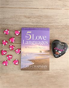 gifts: Love Languages Gift!