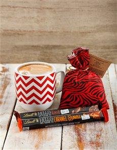 gifts: Zulu Chocolate Gift!