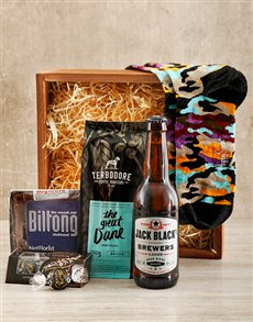 Gifts and Hampers - All Gifts: Beery Happy Crate!