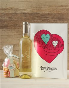 gifts: Love Monkeys Gift!
