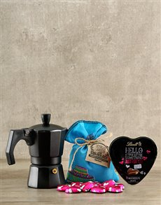 flowers: Love Espresso Hamper!