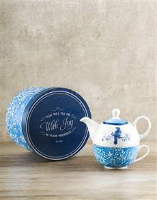 gifts: With Joy Tea For One Set!