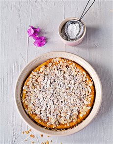 gifts: Le Creuset Pie Dish!