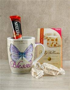 gifts: Mug of Blessings Gift!