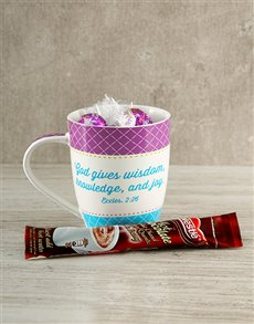 gifts: Wisdom Mug Gift!