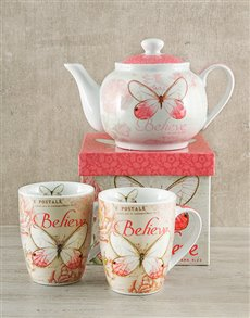 gifts: Tea Time With Him Gift!
